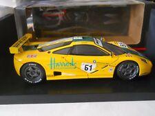UT Models McLaren F1 GTR #51 1:18 Diecast