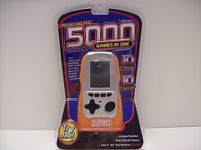 Electronic Pocket Arcade 5000 Games in One Handheld New in Pkg