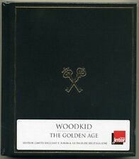 WOODKID The Golden Age - CD + Book - Limited Hardcover Book Deluxe Edition