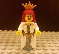 Lego NEW Castle Kingdoms Lion Princess Female Maiden Minifigure 70403