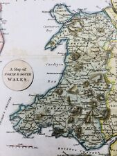 Wales 1803 Caldey Aberystwyth Milford Haven Pembroke Fishguard Brecon Tenby