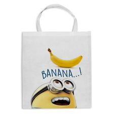 Shopper Banana gigante, Minions inspired, borsa Minion Unofficial!