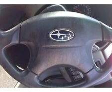 SUBARU FORESTER SG9 2003  GENUINE DRIVERS AIRBAG STEERING WHEEL HORN Cover