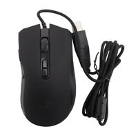 Hxsj 3200Dpi 7 Buttons 7 Colors Led Optical Usb Wired Mouse Gamer Mice Comp B6L4