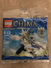Lego Chima 30250 Ewar's Acro Fighter 33 Piece Set New in Pack FREE SHIP