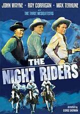The Night Riders DVD 1959 John Wayne