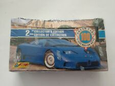 PANINI ACTION 2ND COLLECTOR'S EDITION DREAM CARS 100 FACTORY SEALED CASE 1992