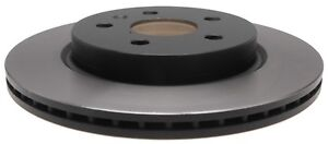 Rr Disc Brake Rotor  ACDelco Professional  18A2733