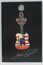 """Hard Rock Cafe - Vintage HRC Singapore Bruce Springsteen """"Born In The USA"""" Pin"""