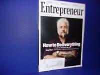 FREE SHIPPING! Entrepreneur Magazine October 2018