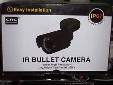 Ir Bullet Security Camera Ip67 Crc Tn401r24 Weatherproof High Resolution day.nit