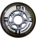 K2 RUOTE Pattini A Rotelle 80MM PERFORMANCE ruote 8-PACK con ILQ 7 ALLUMINIO