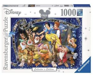 *NEW* Ravensburger 💕 Princess Disney Collector's Edition Snow White 1000 Jigsaw