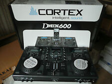 CORTEX DJMIX600 double lecteur USB + table de mix