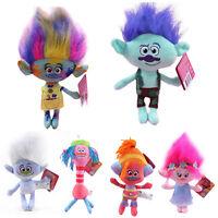 DreamWorks Movie Trolls Toy Poppy Fairy Plush Stuffed Doll Toy Kids Xmas Gifts