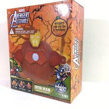 Iron Man Marvel Avengers Halloween Pumpkin Decorating Kit Push In Paint No Carve