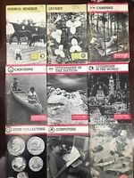 Merit Badge Vintage Boy Scouts NO DUPLICATES & Several Handbooks Lot of 36