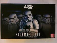 Star Wars Bandai Star Wars 1/12 Stormtrooper Model Kit BNIB Japan