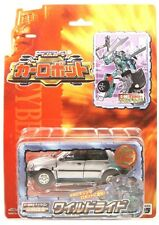 Transformers RID Car Robots C-002 Wild Ride (X-Brawn) Action Figure