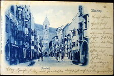 ITALY~ITALIA ~1899 STERZING  ~ Neustadt