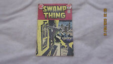 VINTAGE DC COMICS SWAMP THING #7 DEC 1973 1st MEETING OF BATMAN & SWAMP THING