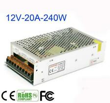 12V 20A 240W Switching Power Supply Driver For LED Light Strip Display