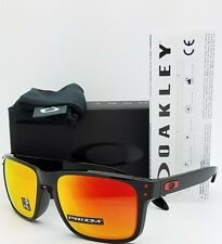 NEW Oakley Holbrook sunglasses Black Prizm Ruby Asian 9244-3156 AUTHENTIC 9244