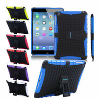 Shockproof Armor Protector Case Cover For iPad 2/3/4 Mini1/2/3/4 Air2 Pro 9.7 AU