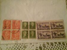 rare stamp collection espana usa and nederland 3 sets