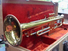 Revere Trumpet with Case and Mouthpiece made in England