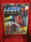 Lazer Force The Corps!  HOT-WIRE NEW Sealed Lanard 1994 Vintage Action Figure