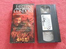 EASTERN CONDORS - (1997, VHS) - SAMMO HUNG - ENGLISH DUBBED