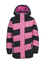 new tresspass girls snow jacket ski jacket size 5-6
