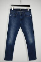 7 FOR ALL MANKIND SLIMMY LUXE PERFORMANCE SOHO BLUE Men W31 L31 Jeans 31021-GS