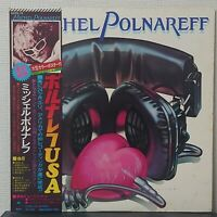 MICHEL POLNAREFF SAME EPIC ECPO-73 Japan OBI VINYL LP