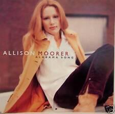Allison Moorer - ALABAMA SONG' 1999 Calendar - RARE