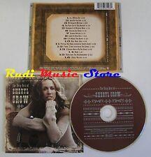 CD The very best of SHERYL CROW 2003 A&M RECORDS EU 06024986109 NO lp mc dvd vhs