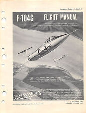 F-104G Starfighter Flight Manual Pilot's Handbook ......CD Version