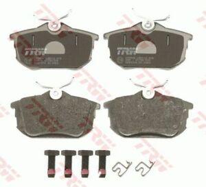 Mitsubishi Colt RG 1.5L Ralliart 04 on TRW Rear Disc Brake Pads GDB1314 DB1382
