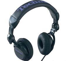 Technics RP-DJ1200 Pro DJ Headphones - RPDJ1200 - 1200 Black Purple