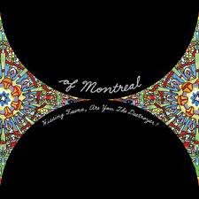 Of Montreal ‎- Hissing Fauna, Are You The Destroyer? CASSETTE TAPE Silver NEW
