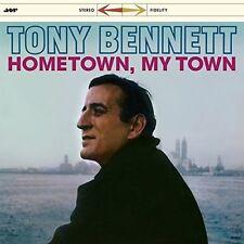 Tony Bennett - Hometown My Town + 3 Bonus Tracks [New Vinyl] Bonus Tracks, 180 G