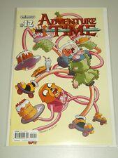 ADVENTURE TIME #12 KABOOM COMICS COVER B NM (9.4)