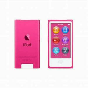 Apple iPod Nano 7th 8th Generation 16GB Rose Red MP3 Player - Sealed