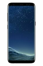 Samsung Galaxy S8 SM-G950U - 64GB - Midnight Black (Unlocked) Smartphone