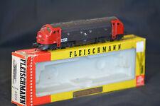 More details for fleischmann 4273 - h0 - diesellok - dsb my1144 - ovp used