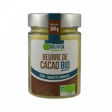 Beurre de cacao Bio - 300 g