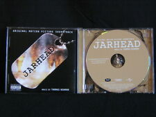 Jarhead. Film Soundtrack. Compact Disc. 2005. T-Rex Bobby McFerrin Public Enemy