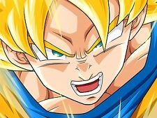 ART PRINT POSTER MANGA ANIME DRAGON BALL Z GOKU PERSONAGGIO nofl0039