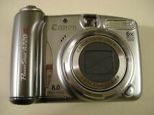 Very Nice Canon Powershot A720 8MP Digital Camera